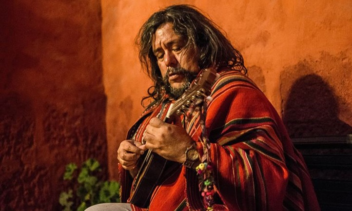 Chano Díaz Límaco: «Un músico de medio tiempo nunca es lo mismo» (entrevista)